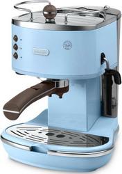 Кофеварка DeLonghi ECOV 310.AZ голубая кофеварка smeg ecf 01 pbeu пастельная голубая