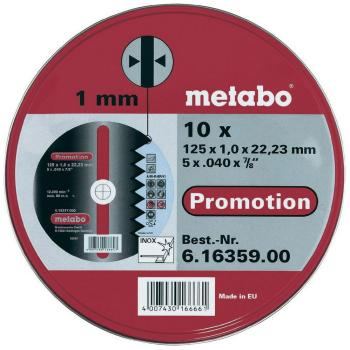 Диск Metabo
