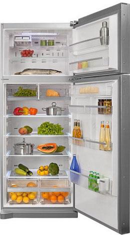 Двухкамерный холодильник Vestfrost VF 590 UHS двухкамерный холодильник vestfrost vf 465 eb