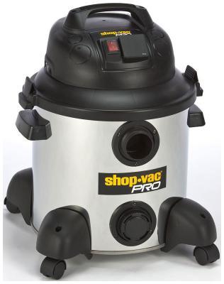 Строительный пылесос Shop-vac Pro 30-SI Deluxe
