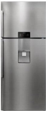 Двухкамерный холодильник Daewoo FGK 56 EFG холодильник daewoo fgk 51wfg