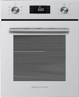 Встраиваемый электрический духовой шкаф Zigmund amp Shtain EN 242.622 W встраиваемый электрический духовой шкаф smeg sf 4120 mcn
