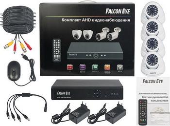 Комплект видеонаблюдения Falcon Eye FE-104 AHD-KIT ДОМ