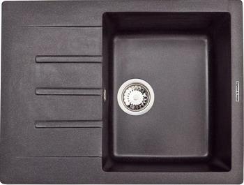 Кухонная мойка Zigmund amp Shtain RECHTECK 645 швейцарский шоколад кухонная мойка ukinox stm 800 600 20 6