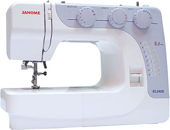 Швейная машина JANOME EL 545 S швейная машина vlk napoli 2400
