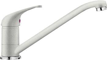 Кухонный смеситель BLANCO DARAS SILGRANIT белый  blanco daras silgranit аллюметаллик