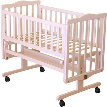 Детская кроватка Можга Красная Звезда Софьюшка С852 слоновая кость