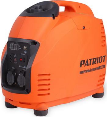 Электрический генератор и электростанция Patriot 3000 i