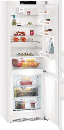 Двухкамерный холодильник Liebherr CN 5715 двухкамерный холодильник liebherr cnp 4758