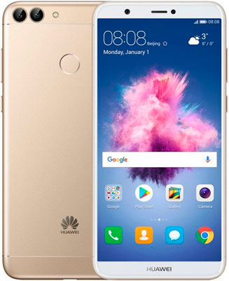 Смартфон Huawei P smart 3/32 GB Dual SIM золотистый