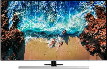 4K (UHD) телевизор Samsung UE-65 NU 8000 UXRU телевизор samsung ue65nu7300 65 дюймов smart tv uhd изогнутый