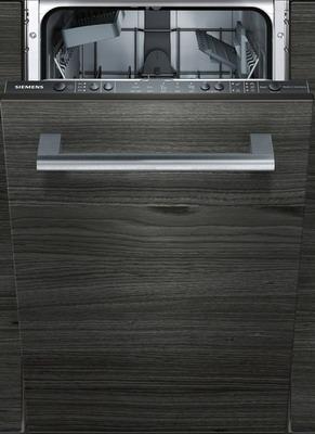 Полновстраиваемая посудомоечная машина Siemens SR 615 X 60 IR 200 sr x