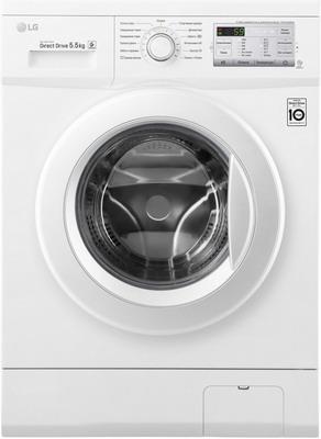 Стиральная машина LG FH 0M8MD0 белая стиральная машина lg fh 2h3wds4