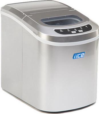 Льдогенератор I-Ice IM-006 A (HZB-012) серебристый a 006
