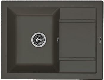 Кухонная мойка Florentina Липси-660 660х510 антрацит FSm zumman fsm 881
