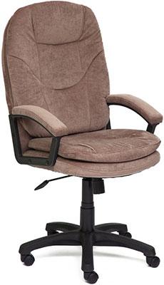 Кресло Tetchair COMFORT LT (ткань коричневый ''Смоки браун'') smokie смоки augsburg