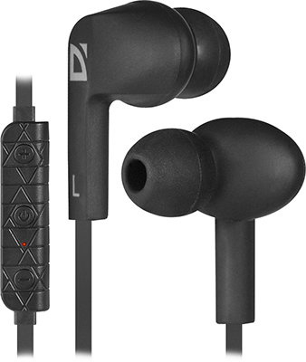 все цены на Беспроводная Bluetooth-гарнитура Defender FreeMotion B 680 черный 63680