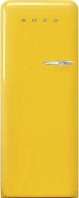 Однокамерный холодильник Smeg FAB 28 LYW3 однокамерный холодильник smeg fab 28 rve1