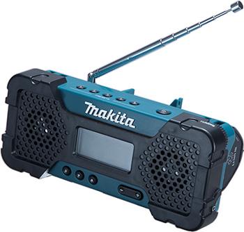 Радиоприемник Makita MR 051 переносной радиоприемник rolsen rbm215murrd красный черный