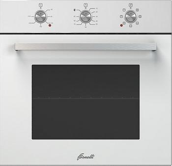 Встраиваемый электрический духовой шкаф FORNELLI FET 60 SALVATORE WH встраиваемый электрический духовой шкаф fornelli fet 60 fiato wh