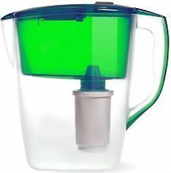 Кувшин Гейзер Геркулес 62043 зеленый фильтр кувшин гейзер сириус белый 62044