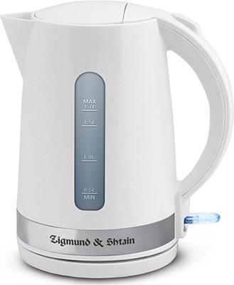 Чайник электрический Zigmund amp Shtain KE-617 У1-00154665 чайник электрический zigmund amp shtain ke 711 у1 00129067