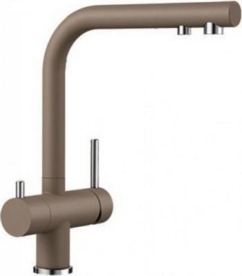 Кухонный смеситель BLANCO FONTAS II SILGRANIT мускат 525148 смеситель elipso ii stainless steel 514882 blanco