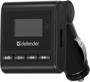 Fm-трансмиттер Defender RT-Basic Пульт ДУ 83554 пульт ду flama fl uc1