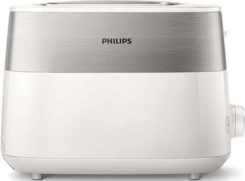 Тостер Philips HD 2515/00 Daily Collection тостер philips hd 2581 00