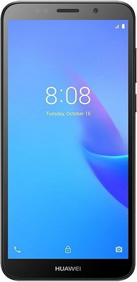 Смартфон Huawei Y5 Lite 2018 черный смартфон huawei y5 lite blue