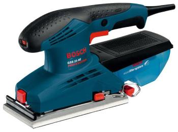 Вибрационная шлифовальная машина Bosch GSS 23 AE 0601070721 вибрационная шлифовальная машина bosch pss 200 ac 0603340120