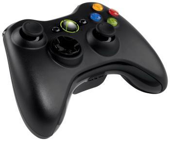 Геймпад Microsoft Xbox 360 Wireless Controller NSF-00002