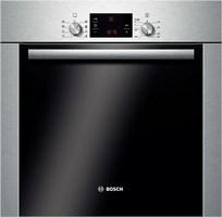 Встраиваемый электрический духовой шкаф Bosch HBA 63 B 251 встраиваемый электрический духовой шкаф smeg sf 4120 mcn