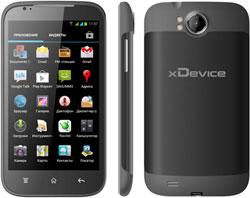 xDevice NOTE II (5.0) черный xdevice blackbox 48 в новосибирске