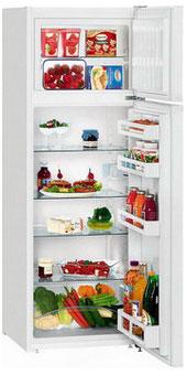 Двухкамерный холодильник Liebherr CTP 2921 двухкамерный холодильник liebherr ctp 2521