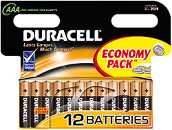 Батарейка Duracell LR 03-12 BL BASIC (12/144/34272) obo hands the best pvc plastic blank id card credit card thin cr80 available for card printer pack of 10