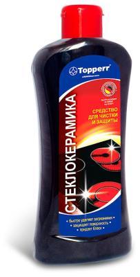 Средство для ухода за стеклокерамическими плитами Topperr 3422 набор topperr для ухода за мультиваркой