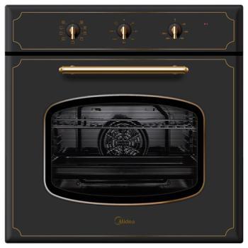 Встраиваемый электрический духовой шкаф Midea 65 DME 40020 электрический шкаф midea 65dme40119 черный