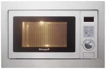 Встраиваемая микроволновая печь СВЧ Weissgauff HMT-555 встраиваемая микроволновая печь weissgauff hmt 203
