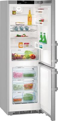 Двухкамерный холодильник Liebherr CNef 4315 двухкамерный холодильник liebherr ctp 2521