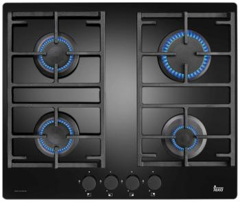 Встраиваемая газовая варочная панель Teka CGW LUX 60 4G AI AL CI NAT кухонная мойка teka classic 1b 1d lux