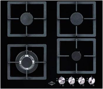 Встраиваемая газовая варочная панель MBS PG-620 Black