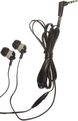 Вставные наушники Harper HV-102 black цена
