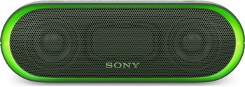 Портативная акустика Sony SRS-XB 20 зеленая портативная акустика sony srs xb30