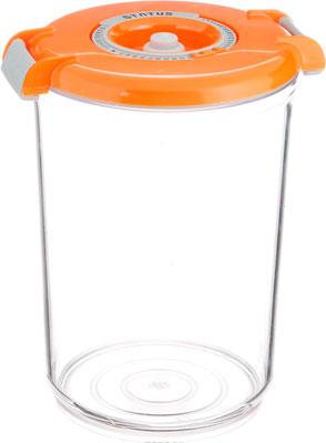 Контейнер для вакуумирования Status VAC-RD-15 Orange