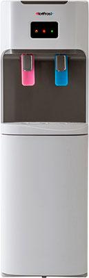 Кулер для воды HotFrost V 115 A  белый кулер для воды hotfrost v 802 ce