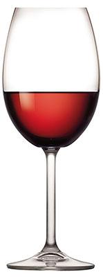 Бокалы для красного вина Tescoma CHARLIE 450мл 6шт 306422 волшебная страна 6шт 001475