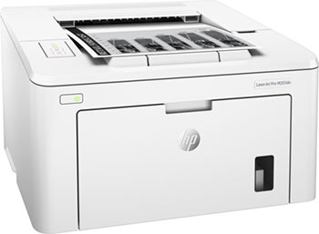 Принтер HP LaserJet Pro M 203 dn (G3Q 46 A) принтер hp laserjet pro m 104 w ru g3q 37 a
