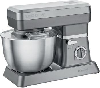 все цены на Кухонный комбайн Bomann KM 398 CB серый онлайн