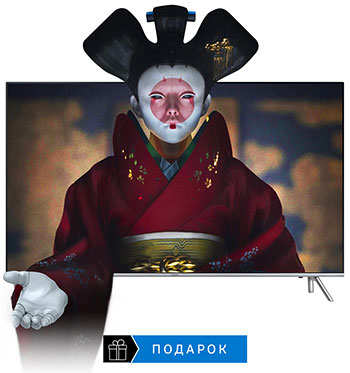 4K (UHD) телевизор Samsung UE-82 MU 7000 UXRU